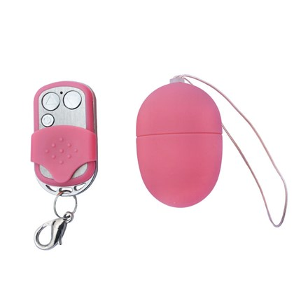 ULTRA REMOTE CONTROL EGG PINK